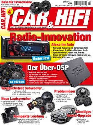 CarHifi_2_2020 Titelseite