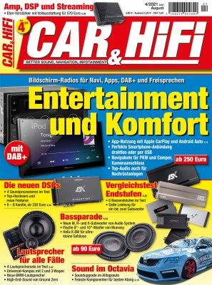 CarHifi_4_2021 Titelseite