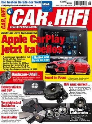 CarHifi_5_2018 Titelseite