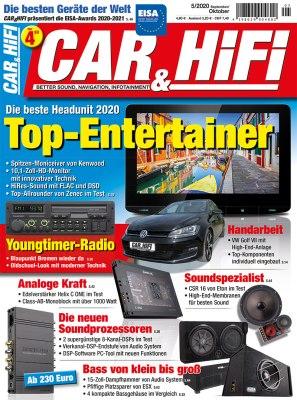 CarHifi_5_2020 Titelseite