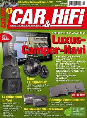 CarHifi_6_2021 Titelseite