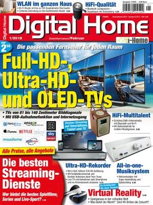 DigitalHome_1_2018 Titelseite