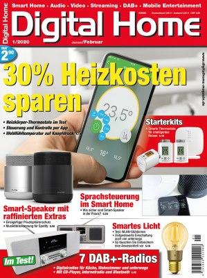 DigitalHome_1_2020 Titelseite