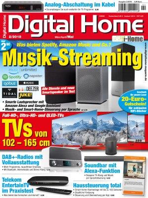 DigitalHome_2_2018 Titelseite
