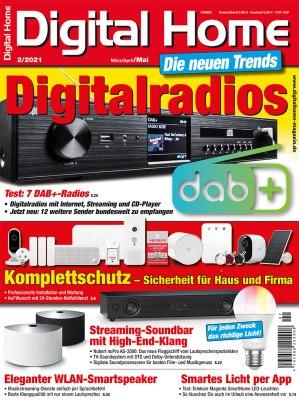 DigitalHome_2_2021 Titelseite