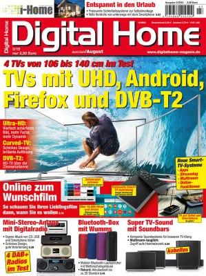 DigitalHome_3_2015 Titelseite