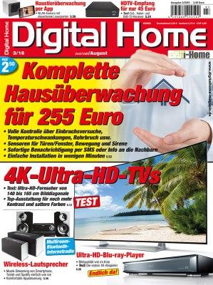 DigitalHome_3_2016 Titelseite