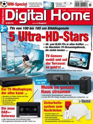 DigitalHome_3_2018 Titelseite