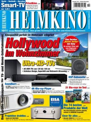 Heimkino_10_2018 Titelseite