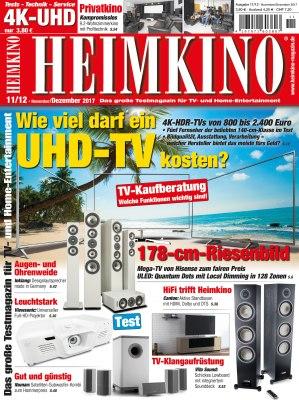 Heimkino_11_2017 Titelseite