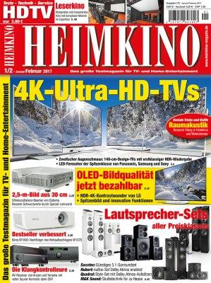 Heimkino_1_2017 Titelseite
