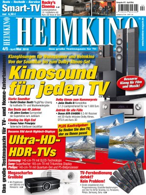 Heimkino_4_2018 Titelseite