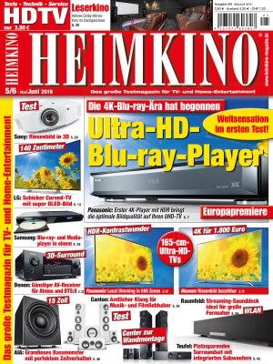 Heimkino_5_2016 Titelseite