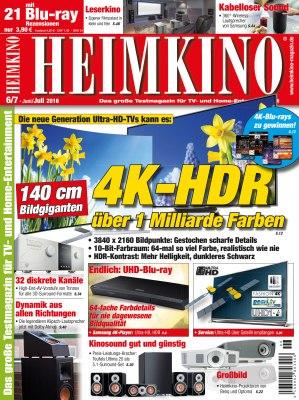 Heimkino_6_2016 Titelseite