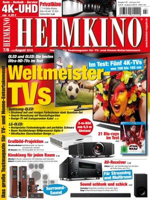 Heimkino_7_2018 Titelseite