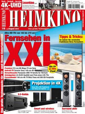 Heimkino_7_2019 Titelseite