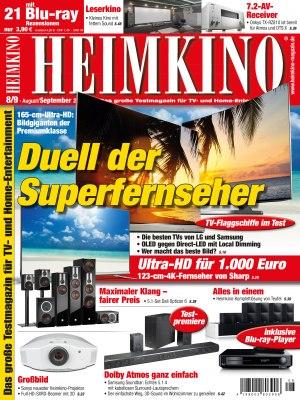 Heimkino_8_2016 Titelseite