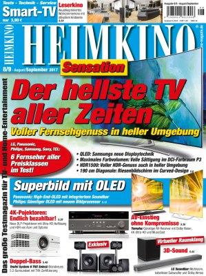 Heimkino_8_2017 Titelseite