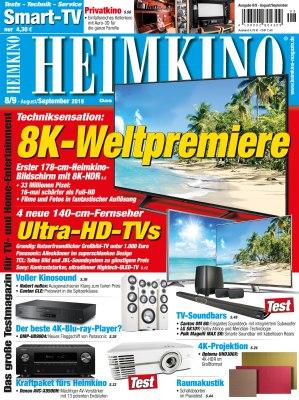 Heimkino_8_2018 Titelseite
