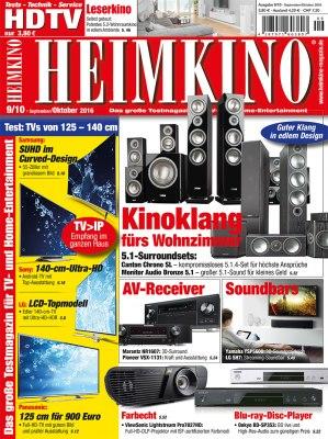 Heimkino_9_2016 Titelseite