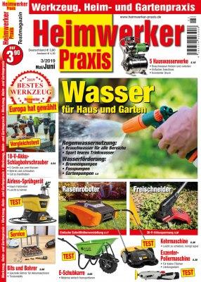 HeimwerkerPraxis_3_2019 Titelseite