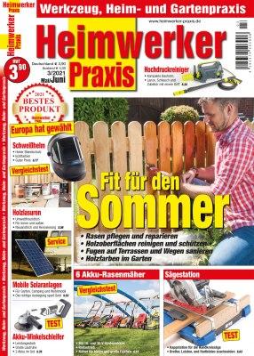 HeimwerkerPraxis_3_2021 Titelseite