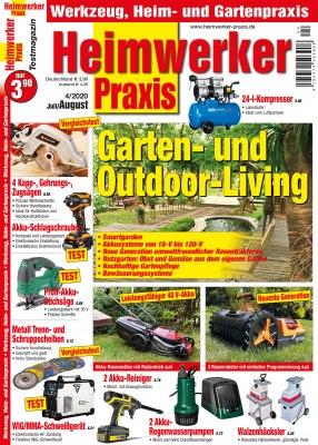 HeimwerkerPraxis_4_2020 Titelseite