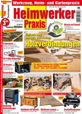 HeimwerkerPraxis_5_2019 Titelseite