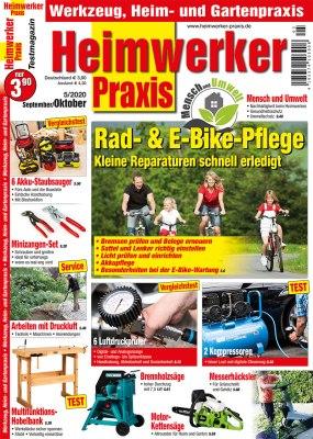 HeimwerkerPraxis_5_2020 Titelseite
