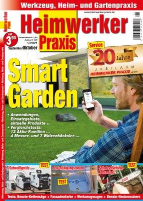 HeimwerkerPraxis_5_2021 Titelseite