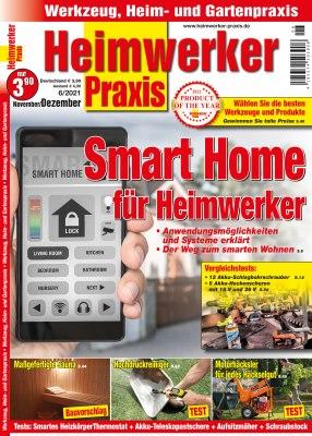 HeimwerkerPraxis_6_2021 Titelseite