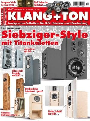 KlangTon_1_2017 Titelseite