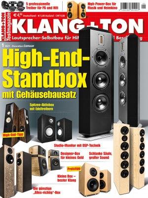 KlangTon_1_2021 Titelseite