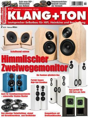 KlangTon_2_2019 Titelseite