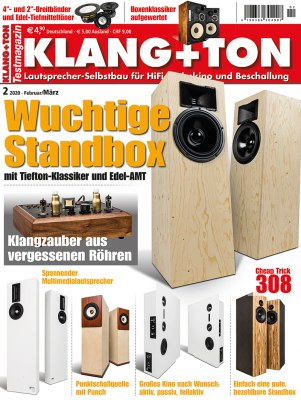 KlangTon_2_2020 Titelseite