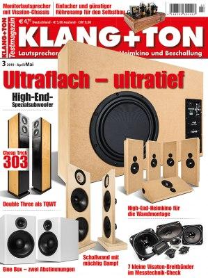 KlangTon_3_2019 Titelseite