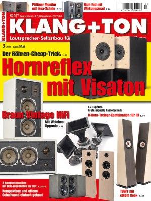 KlangTon_3_2021 Titelseite