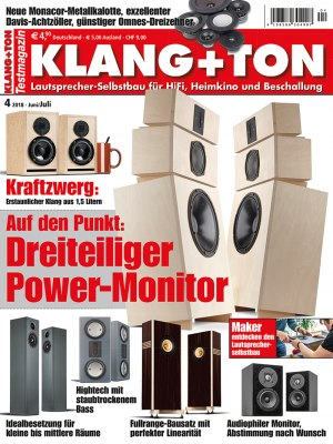 KlangTon_4_2018 Titelseite