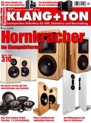 KlangTon_4_2020 Titelseite