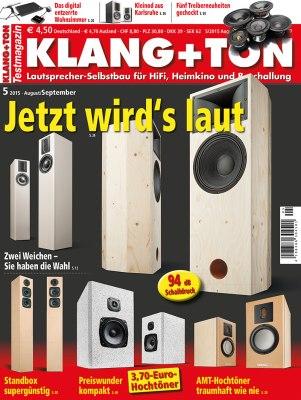 KlangTon_5_2015 Titelseite
