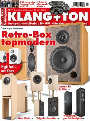 KlangTon_5_2016 Titelseite