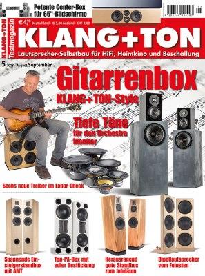KlangTon_5_2018 Titelseite