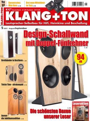 KlangTon_5_2021 Titelseite
