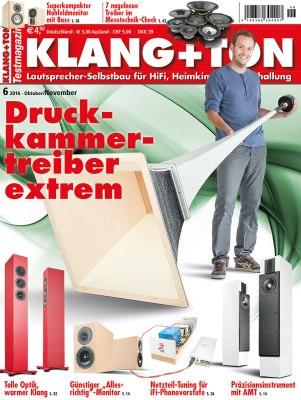 KlangTon_6_2016 Titelseite