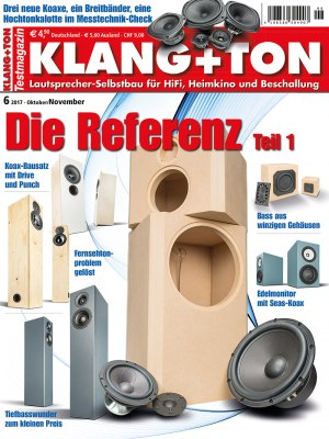 KlangTon_6_2017 Titelseite