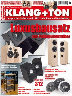 KlangTon_6_2020 Titelseite