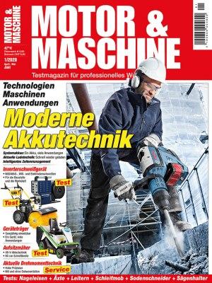 MotorMaschine_1_2020 Titelseite