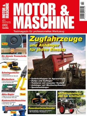 MotorMaschine_2_2018 Titelseite