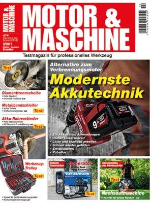 MotorMaschine_3_2017 Titelseite