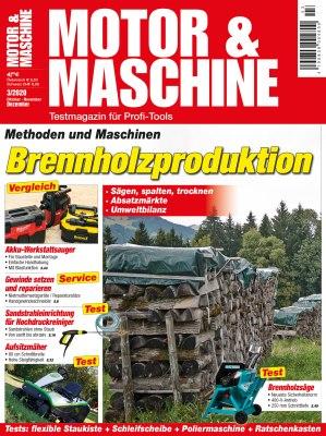 MotorMaschine_3_2020 Titelseite